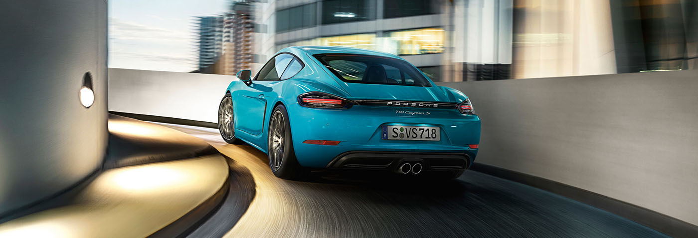 2020 Porsche 718 Cayman Safety Main Img