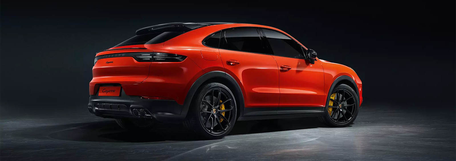 2020 Porsche Cayenne Coupe Appearance Main Img