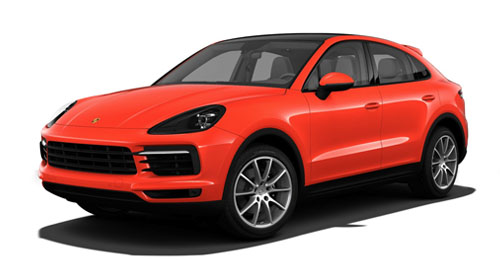 2020 Porsche Cayenne Coupe for Sale in Riverside,