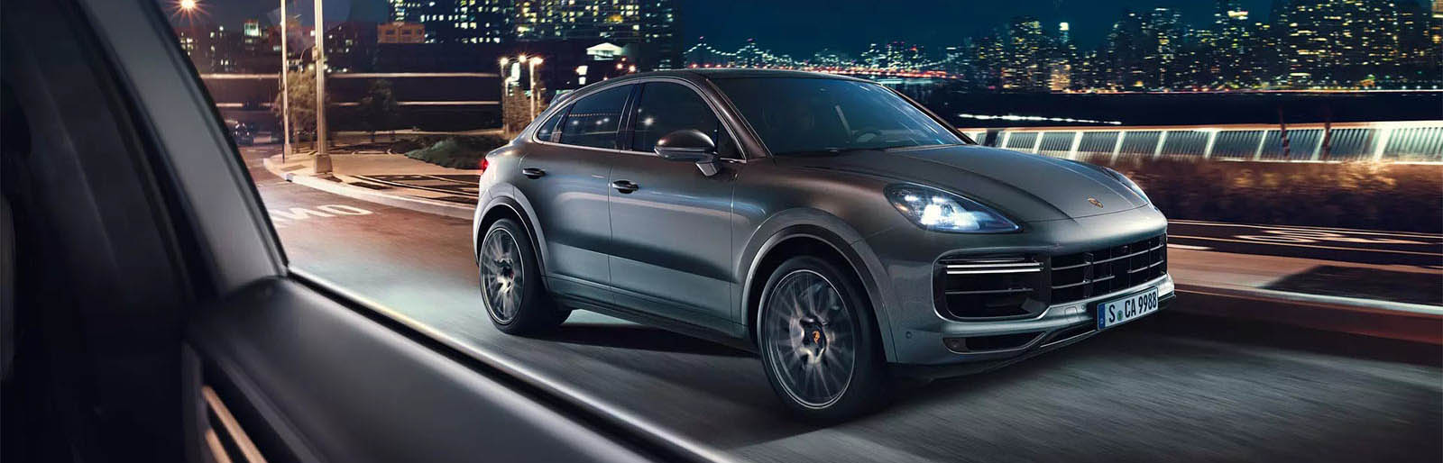 2020 Porsche Cayenne Coupe Safety Main Img