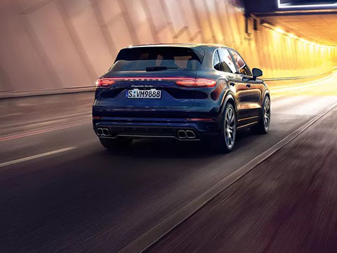2020 Porsche Cayenne performance