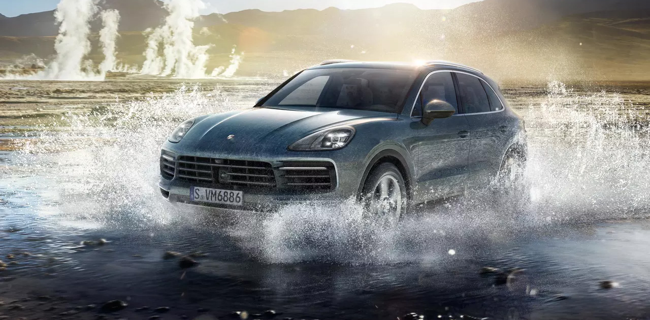 2020 Porsche Cayenne Safety Main Img