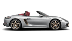 718 Boxster 25 Years S