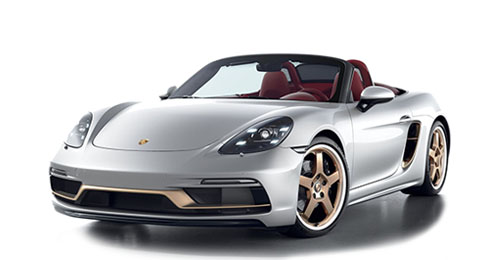 2021 Porsche 718 Boxster 25 Years for Sale in Riverside, CA