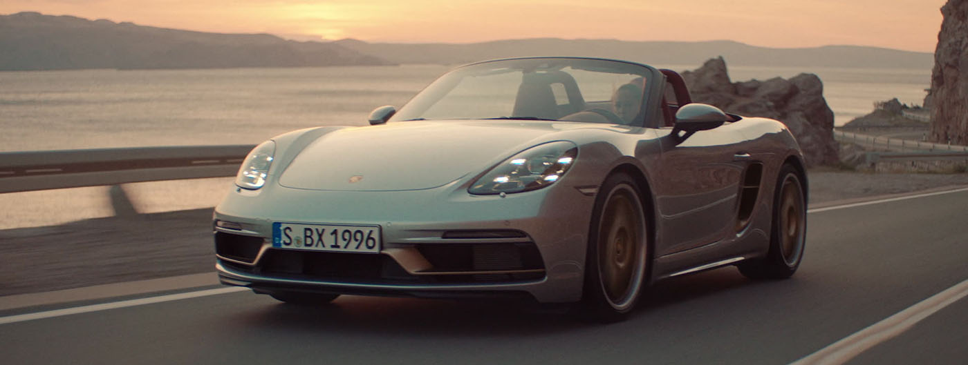 2021 Porsche 718 Boxster 25 Years Safety Main Img