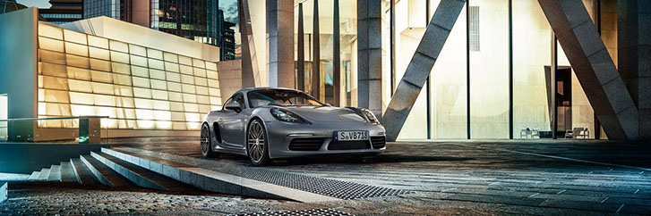 2021 Porsche 718 Boxster 25 Years safety
