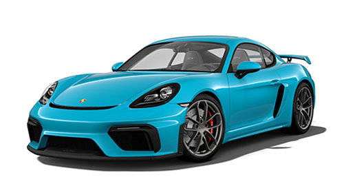 2021 Porsche 718 Cayman GT4 for Sale in Riverside, CA