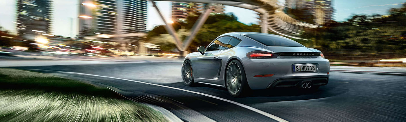 2021 Porsche 718 Cayman Safety Main Img