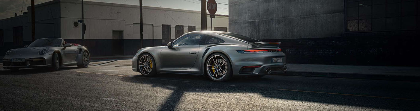 2021 Porsche 911 Turbo Main Img