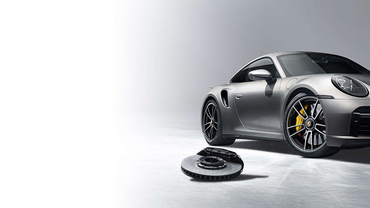 2021 Porsche 911 Turbo performance