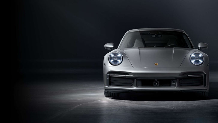 2021 Porsche 911 Turbo safety
