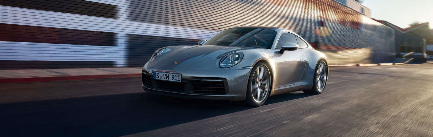 2021 Porsche 911 Safety Main Img
