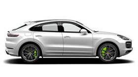 Cayenne Turbo S E-Hybrid Coupe