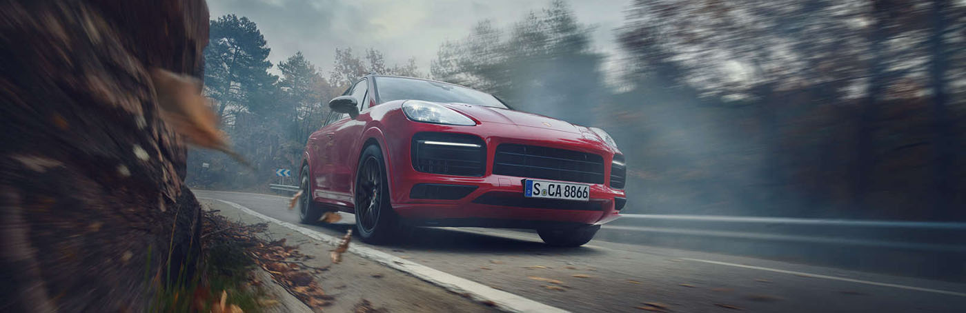 2021 Porsche Cayenne GTS Safety Main Img
