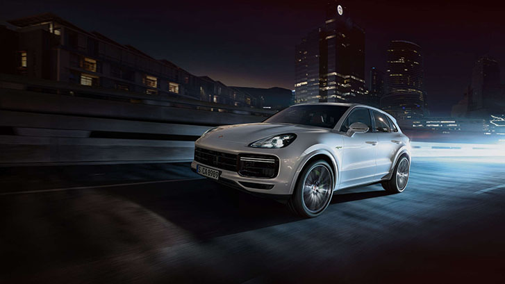 2021 Porsche Cayenne performance