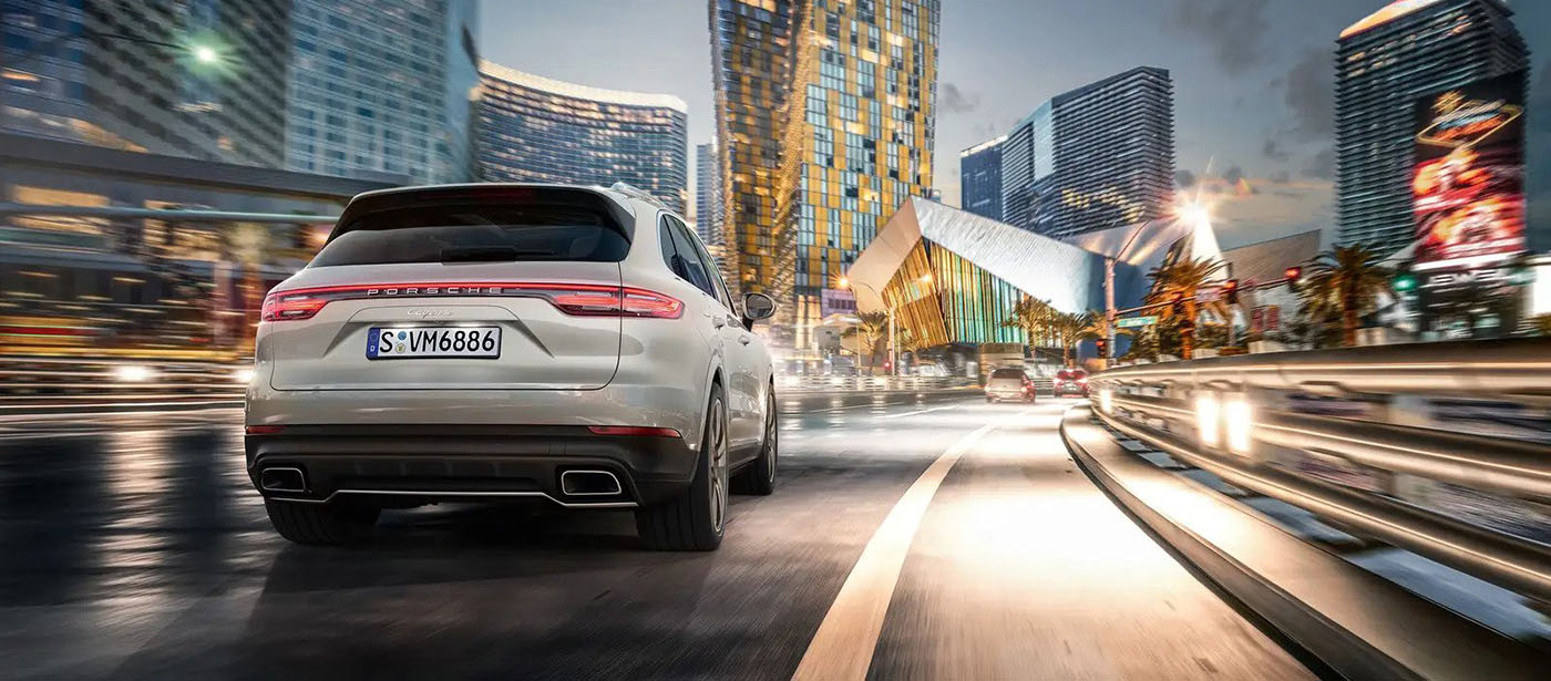 2021 Porsche Cayenne Safety Main Img