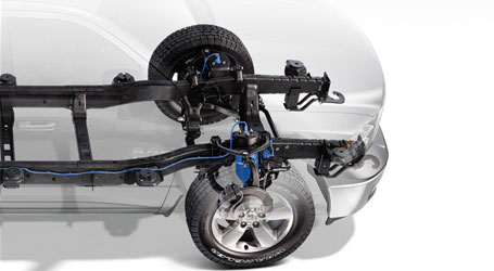 2014 RAM 1500 SUSPENSION
