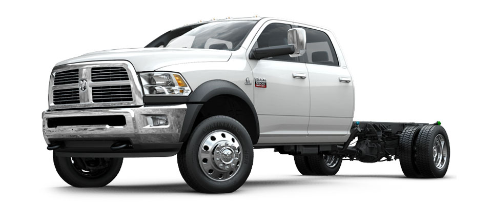 2014 RAM Chassis Cab Main Img