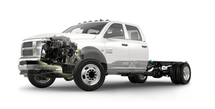2014 RAM Chassis Cab performance