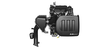 2014 RAM CV Tradesman performance
