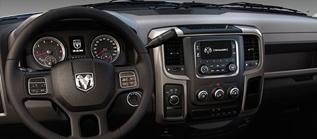 2015 RAM Chassis Cab comfort