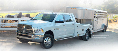 2015 RAM Chassis Cab performance