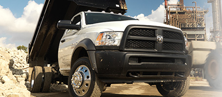 2015 RAM Chassis Cab safety