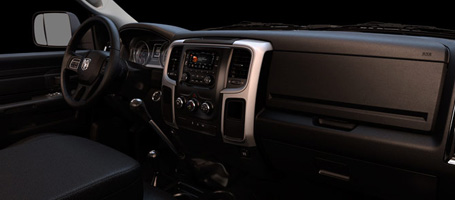 2016 RAM Chassis Cab comfort