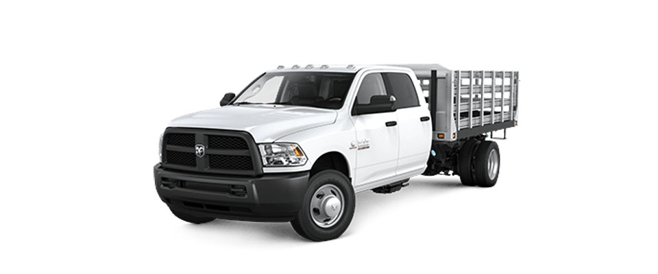 2016 RAM Chassis Cab Main Img