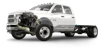 2016 RAM Chassis Cab performance
