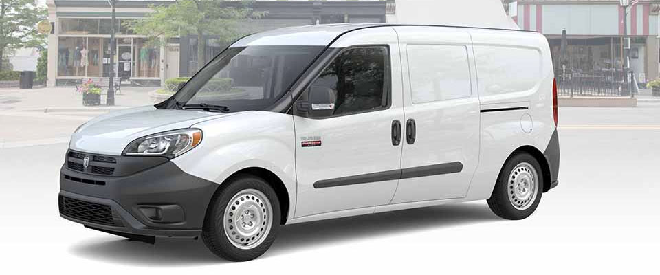2016 RAM ProMaster City Appearance Main Img