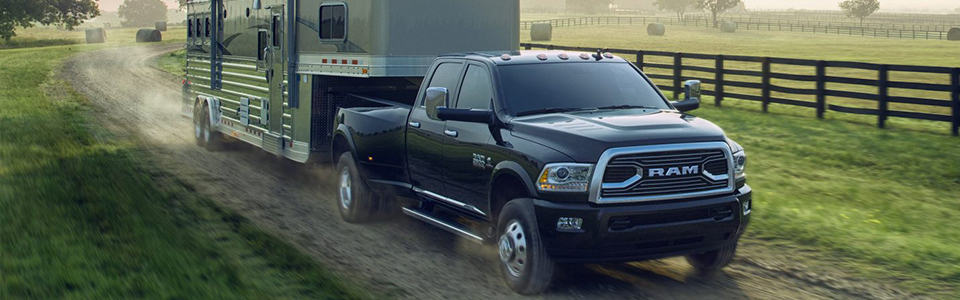 2017 RAM 3500 Safety Main Img
