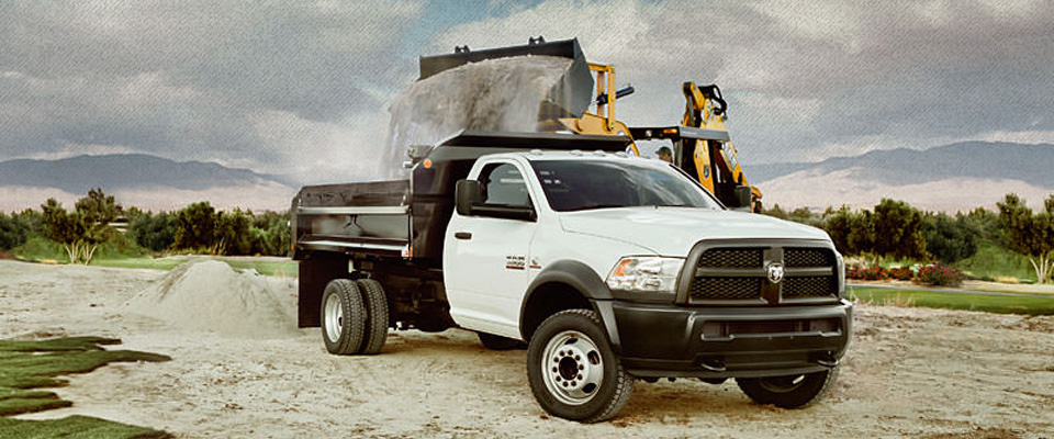 2017 RAM Chassis Cab Appearance Main Img