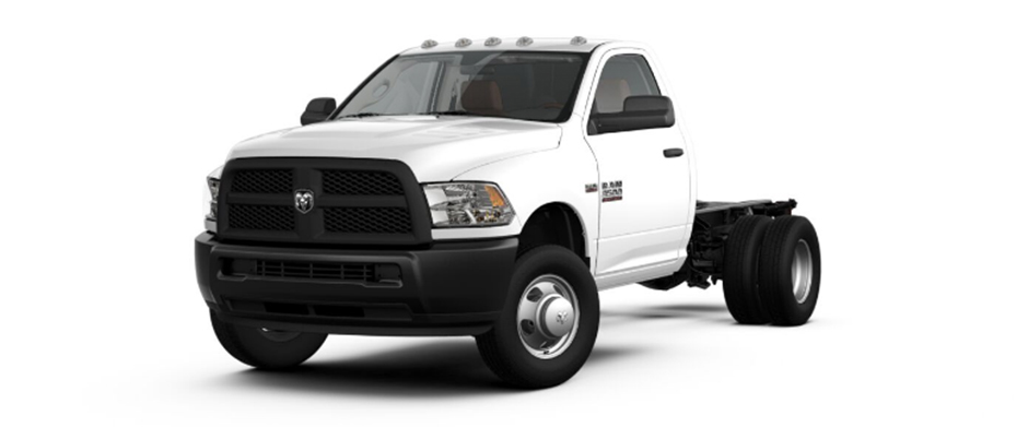 2017 RAM Chassis Cab Main Img