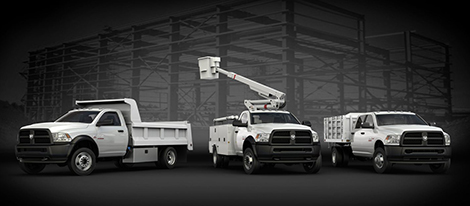 2017 RAM Chassis Cab performance