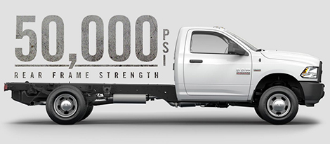 2017 RAM Chassis Cab safety