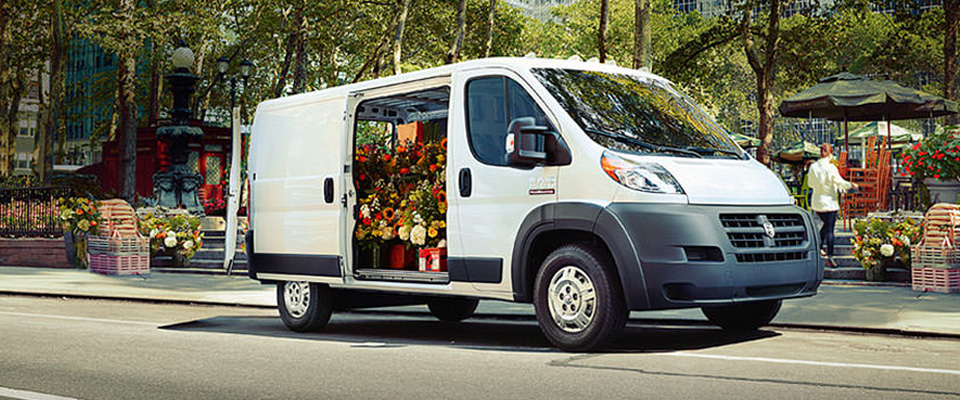 2017 RAM ProMaster Appearance Main Img