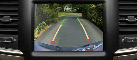 ParkView® Rear Backup Camera