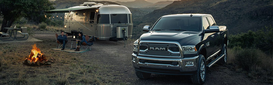 2018 RAM 2500 Safety Main Img