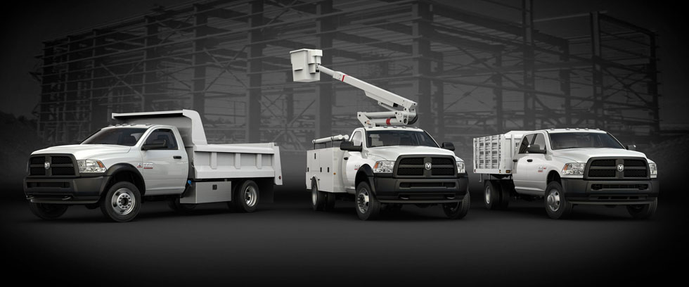 2018 RAM Chassis Cab Appearance Main Img
