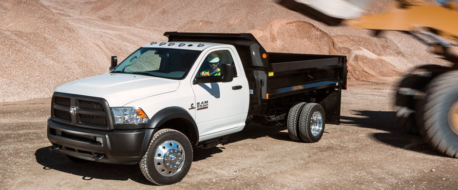 2018 RAM Chassis Cab Main Img