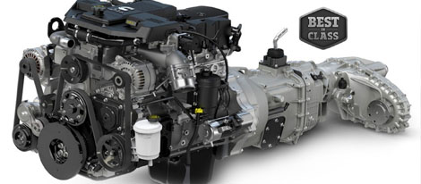 2018 RAM Chassis Cab dual alternators