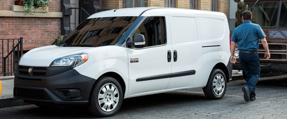2018 RAM Promaster City Main Img