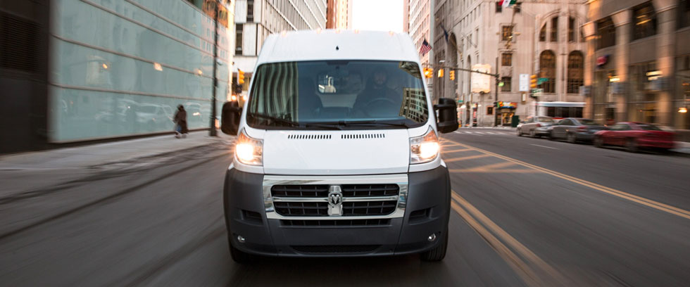 2018 RAM Promaster Appearance Main Img