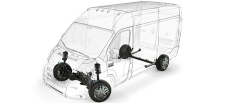 2018 RAM Promaster Front Wheel Drive