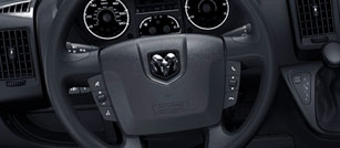2018 RAM Promaster Airbag System