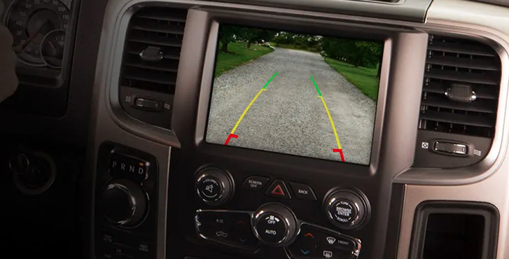 2019 RAM 1500 Classic safety