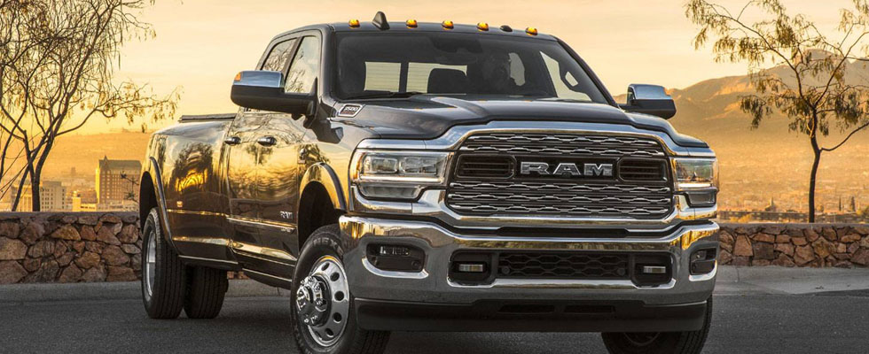 2019 RAM 3500 Safety Main Img