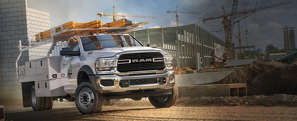 2019 RAM Chassis Cab Appearance Main Img