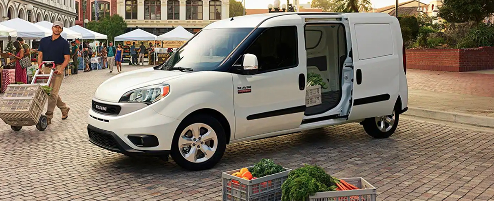 2019 RAM Promaster City Appearance Main Img